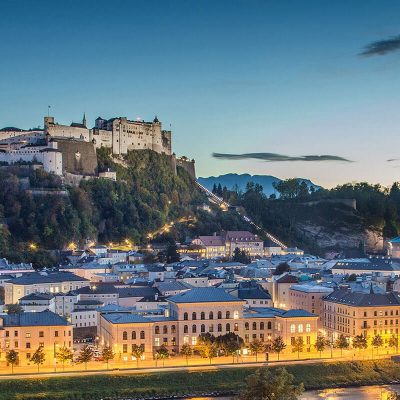Salzburg Bühne